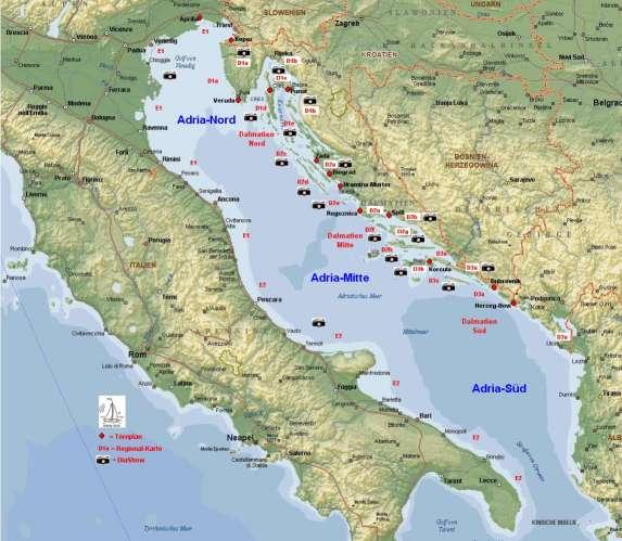 adria karte Adria Karte | Karte